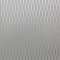 Graphite mica waves GRA2032 | Wall coverings / wallpapers | Omexco