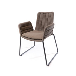 Wing armchair | Garden chairs | Fischer Möbel