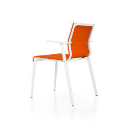 Stick ATK Quattro | Visitors chairs / Side chairs | ICF