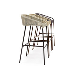 Cricket | Stool | Taburetes de bar | Varaschin