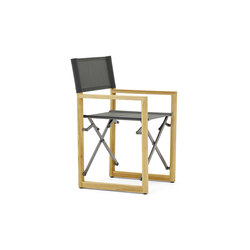 Victor La Regista Teak | Chairs | Varaschin