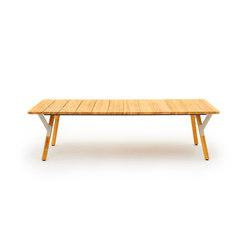 Link table | Tables à manger de jardin | Varaschin