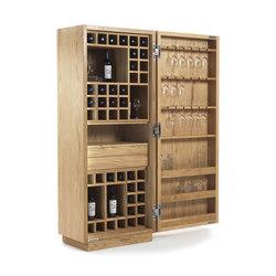 Cambusa Wine Small | Portabottiglie | Riva 1920