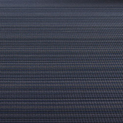 Midsummer paper yarn carpet | blue-black | Formatteppiche | Woodnotes