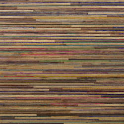 Rainbows bakbak sari | RAA102 | Wall coverings / wallpapers | Omexco