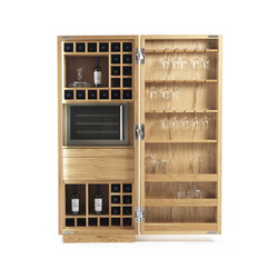 Cambusa Wine Small Jumbo | Wine cabinets | Riva 1920