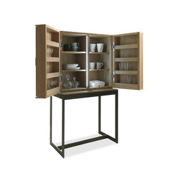 Cambusa Fly Storage | Kitchen cabinets | Riva 1920