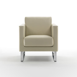 Cubic Armchair | Loungesessel | Marelli
