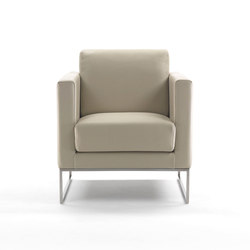 Cubic Armchair | Lounge chairs | Marelli