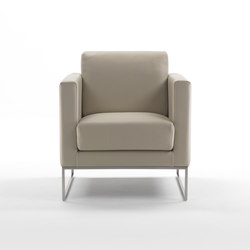 Cubic Armchair | Sillones lounge | Giulio Marelli