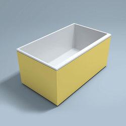 Coordi | Free-standing baths | Sanwa Company