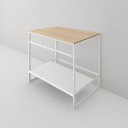 FINE counter | Meubles sous-lavabo | Sanwa Company