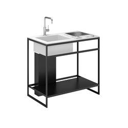 FINE kitchen | Kompaktküchen | Sanwa Company