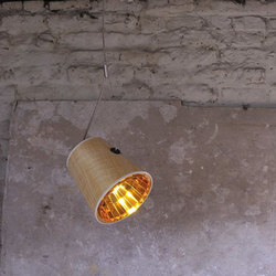 Tension | 90 Martel Gold | Pendant lights in metal | Hind Rabii