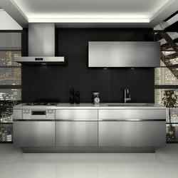 Grad45 (Vibration finish) | Cocinas integrales | Sanwa Company