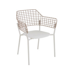 Lyze Armchair | Restaurant chairs | emuamericas