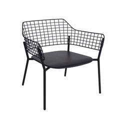 Lyze Lounge Chair | Sillones de jardín | emuamericas