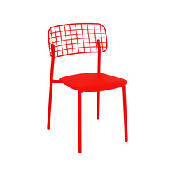 Lyze Side Chair | Chaises de restaurant | emuamericas