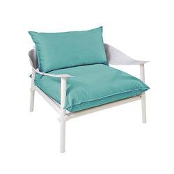 Terramare Lounge | Poltrone da giardino | emuamericas