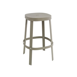 Thor Backless Barstool | Taburetes de bar | emuamericas