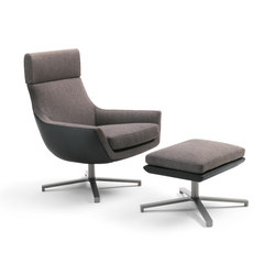 Joy swivel armchair | Fauteuils d'attente | Marelli