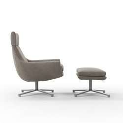 Joy High Armchair | Poltrone | Marelli
