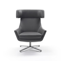 Joy swivel armchair | Loungesessel | Marelli