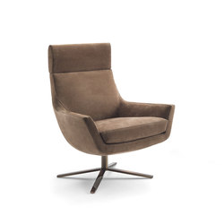 Joy High Armchair | Lounge chairs | Marelli