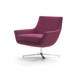 Joy swivel armchair | Lounge chairs | Giulio Marelli