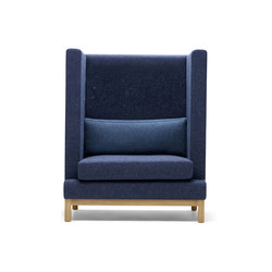 Arthur | Lounge chairs | Boss Design