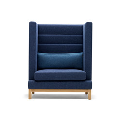 Arthur | Sillones lounge | Boss Design
