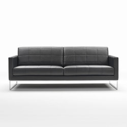 Lewis Quilted Sofa | Canapés d'attente | Marelli
