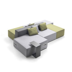 Lounge Composition | Asientos modulares | Marelli