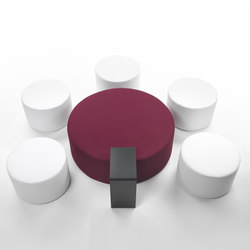 Lounge Composition | Pouf | Giulio Marelli