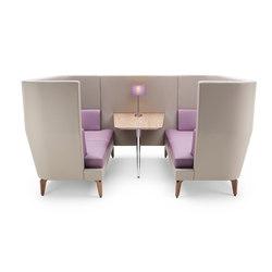 Entente High Back | Sofas | Boss Design