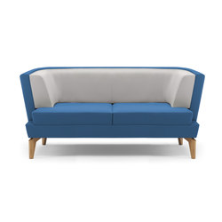 Entente Low Back | Loungesofas | Boss Design
