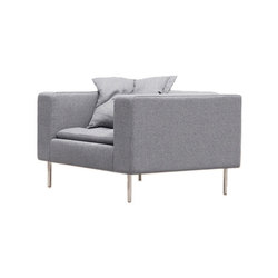 Fairfax | Loungesessel | Boss Design