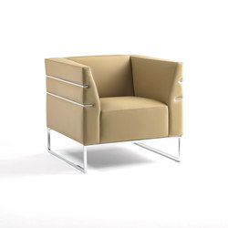 Madison Armchair | Lounge chairs | Giulio Marelli
