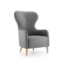 Mr | Armchairs | Boss Design