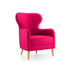Mrs | Armchairs | Boss Design