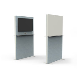 Portal Media Unit | AV wall unites | Boss Design