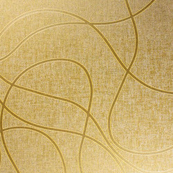 Angel | Sun Gold | Wall coverings / wallpapers | Luxe Surfaces