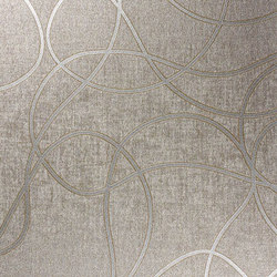 Angel | Bronzed | Wall coverings / wallpapers | Luxe Surfaces