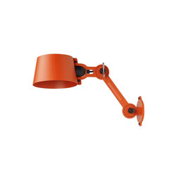 BOLT wall lamp small | side fit - striking - orange | Iluminación general | Tonone