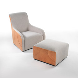 Ribot Armchair | Loungesessel | Giulio Marelli