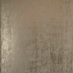 Lotus burnished metal LOA4975 | Wall coverings / wallpapers | Omexco