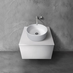 blu•stone™ vanity countertop | series 600 | Vanity units | Blu Bathworks