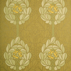 Lotus floral I LOA1901 | Wall coverings / wallpapers | Omexco