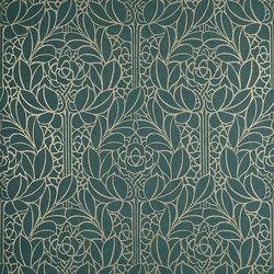 Lotus floral I LOA1903 | Tessuti decorative | Omexco