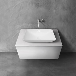 blu•stone™ vanity countertop | series 900 | Vanity units | Blu Bathworks